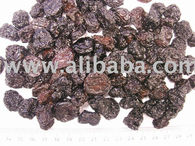 Dried Organic Sweet Red Black Bing Cherries Laser Sorted