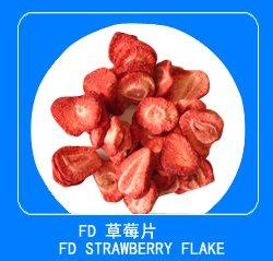 FD Strawberry Flake