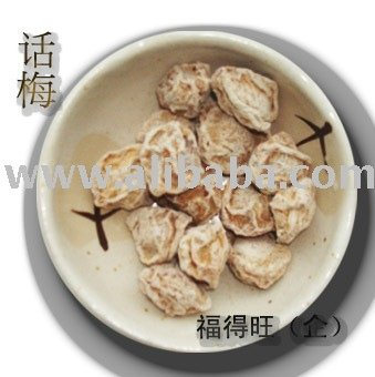 Dry Sweet Plum