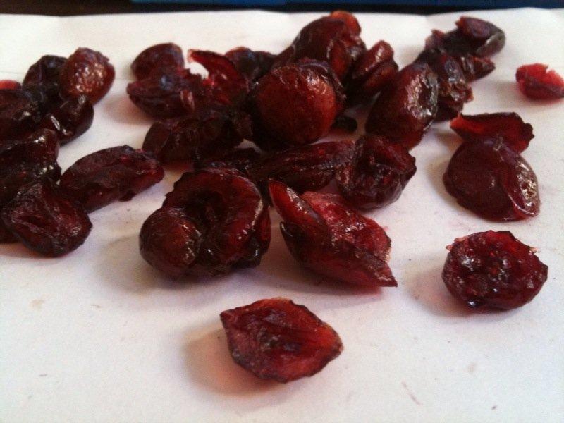 Dried Cranberry Shortbread Hearts Recipe — Dishmaps
