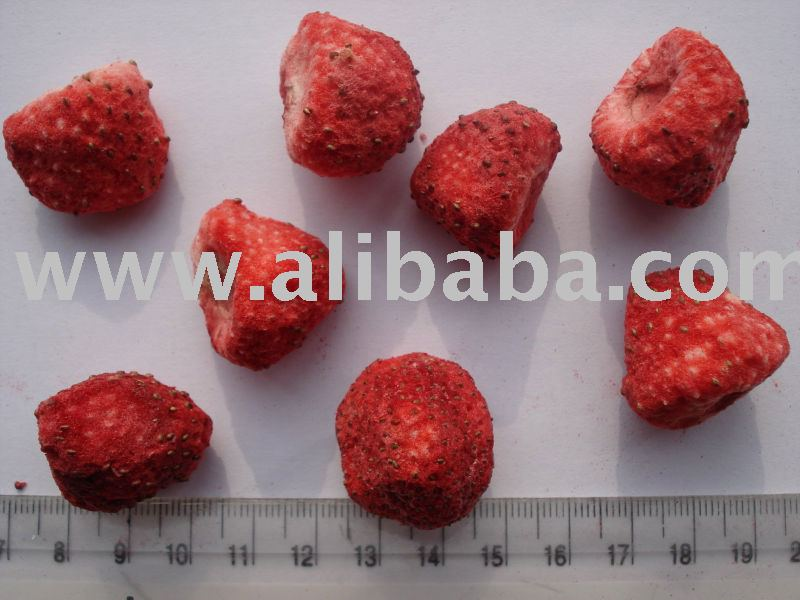 freeze dried strawberry(freeze dehydrated strawberry)