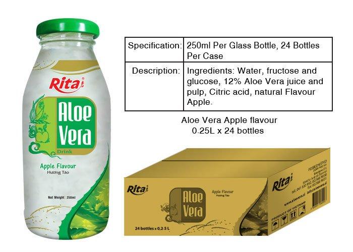 100% Aloe Vera Fruit Juice