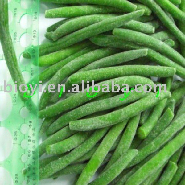 Frozen vegetable-Green Beans
