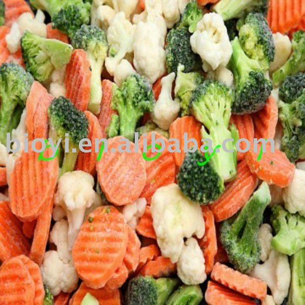 Frozen vegetable-mixed vegetables