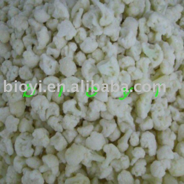 Frozen vegetable-cauliflower