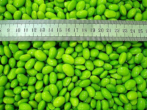 new Crop Frozen green soybean kernels