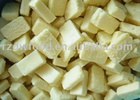 iqf frozen chopped garlic
