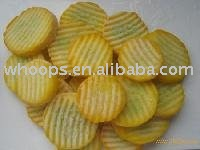 IQF yellow sliced zucchini