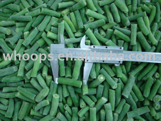New crop Frozen cut green bean