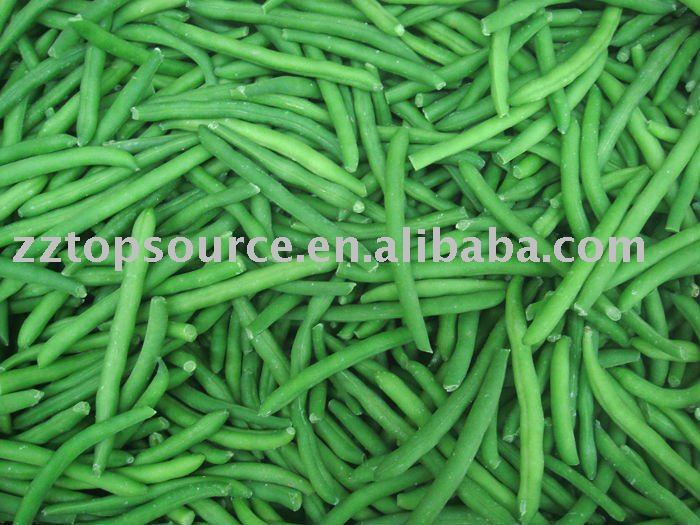 IQF   Whole   Green   Bean