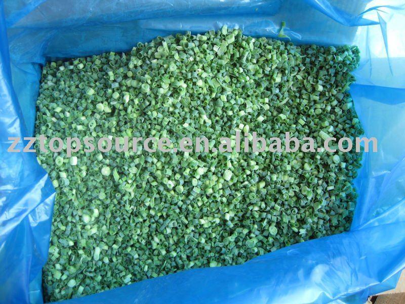 IQF Зеленый лук