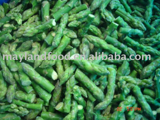 IQF green asparagus Tips products,China IQF green asparagus Tips ...