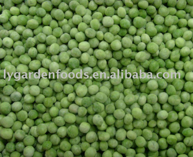 frozen vegetables  green peas2011