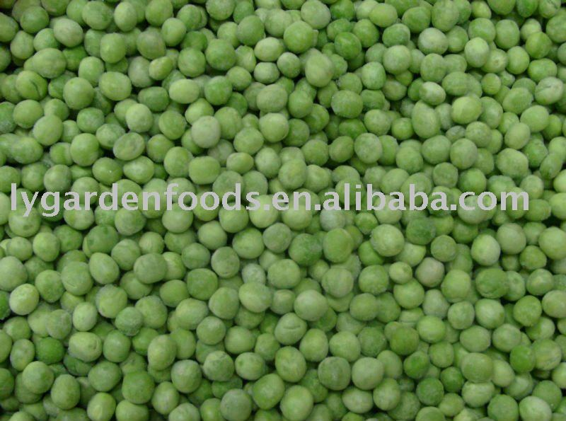 Frozen  vegetables green peas