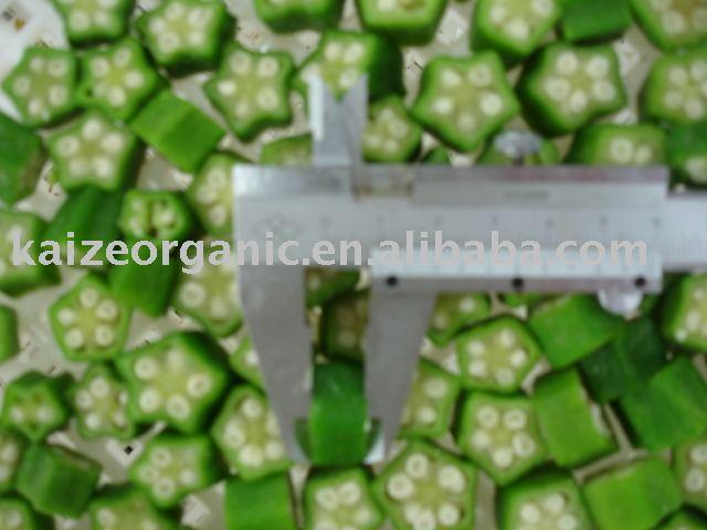 how to cook frozen cut okra