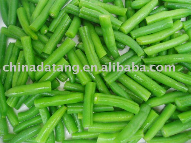 frozen green bean    good quality