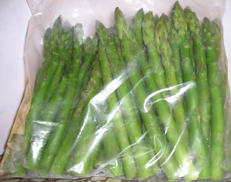 IQF green asparagus HOT SELL!!