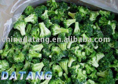 frozen broccoli IQF broccoli