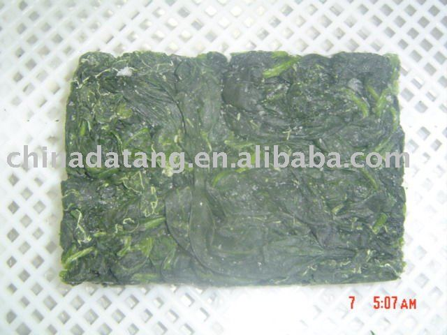 hot sale BQF spinach