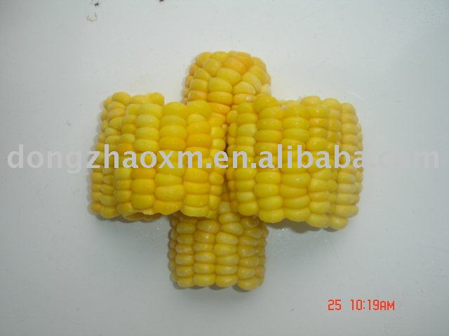 IQF   замороженная   сладкая   кукуруза
