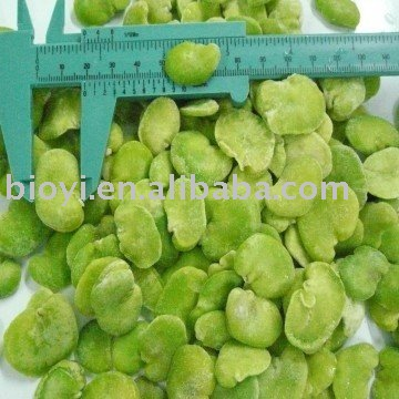 Frozen Green Favas (broad beans)