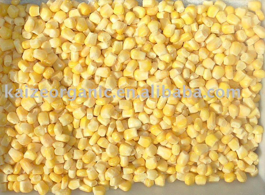 how to make frozen corn