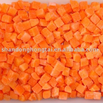 sells IQF carrot diced