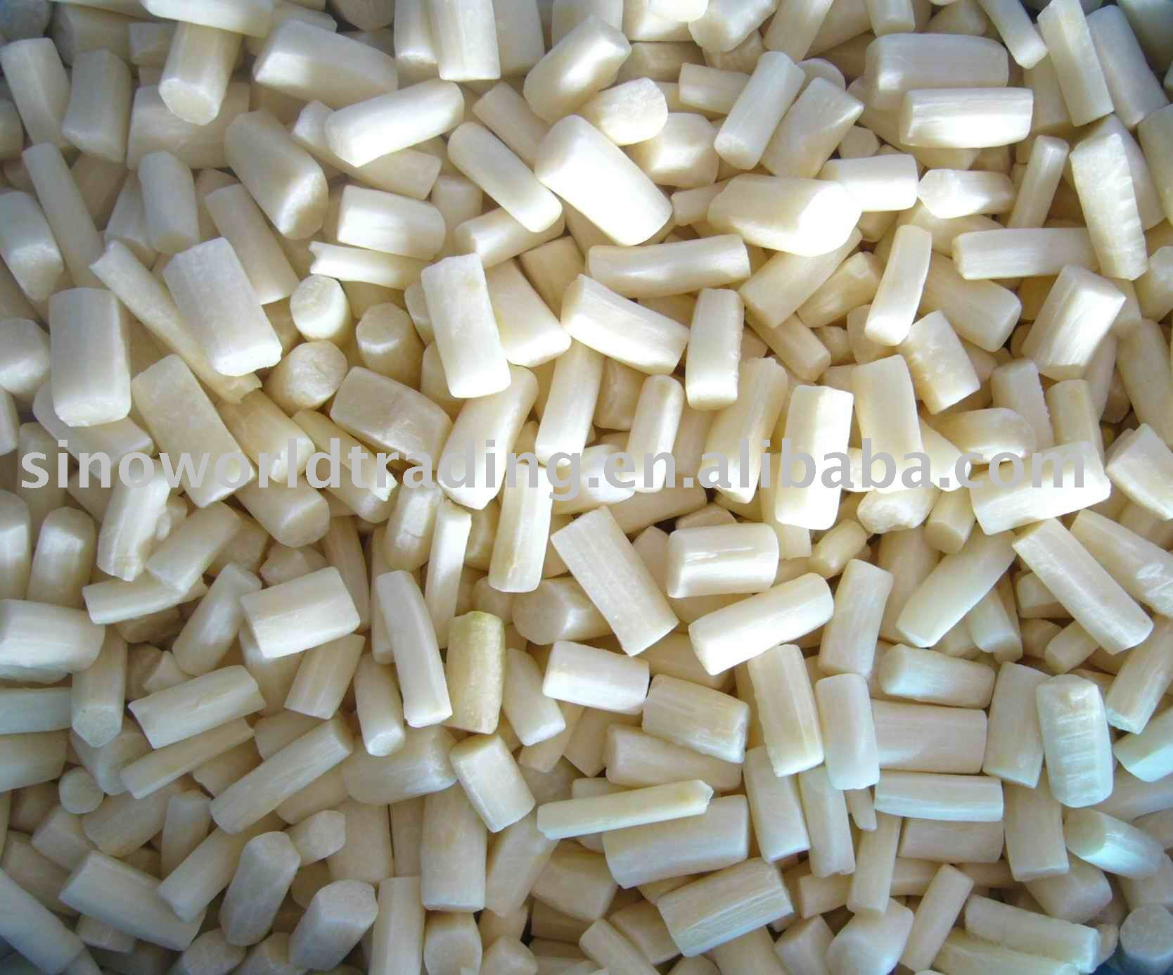 white asparagus sliced products,China white asparagus sliced supplier
