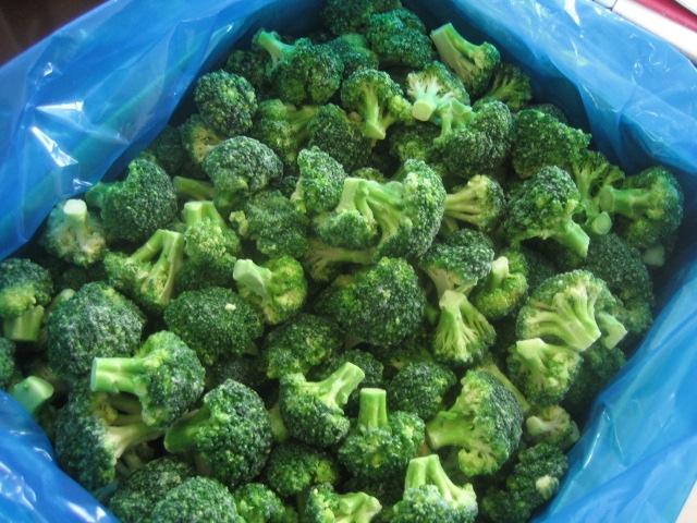 how to prepare broccoli florets