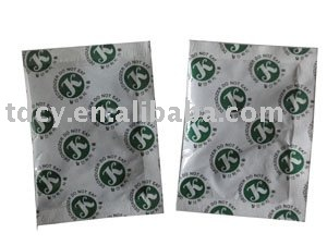 SGS  and MSDS   iron base type    oxygen   absorber