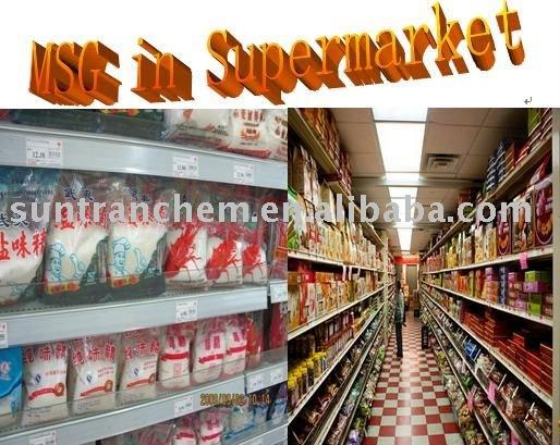 msg in supermarket