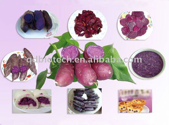 Purple sweet potato color Food pigment Nutrition Enhancers products ...