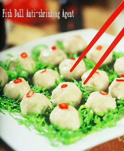 Fish Ball Anti-shrinking Agent
