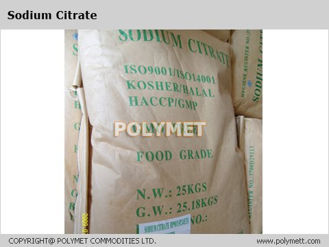 how to make sodium citrate