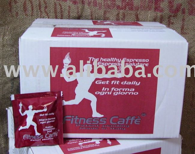 Italian Fitness Coffee Espresso Pods