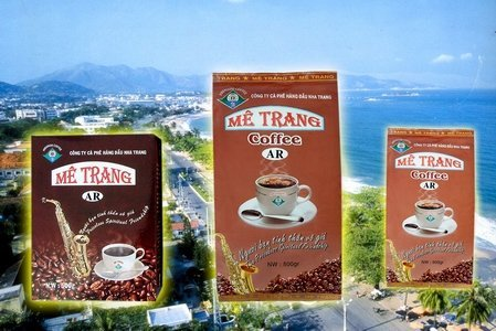 "GROUND COFFEE - MARK ""AR"" -  VIETNAMESE FLAVORS"