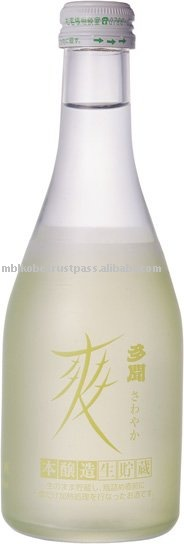 """TAMON"" brand ""SO"" Japanese Sake"