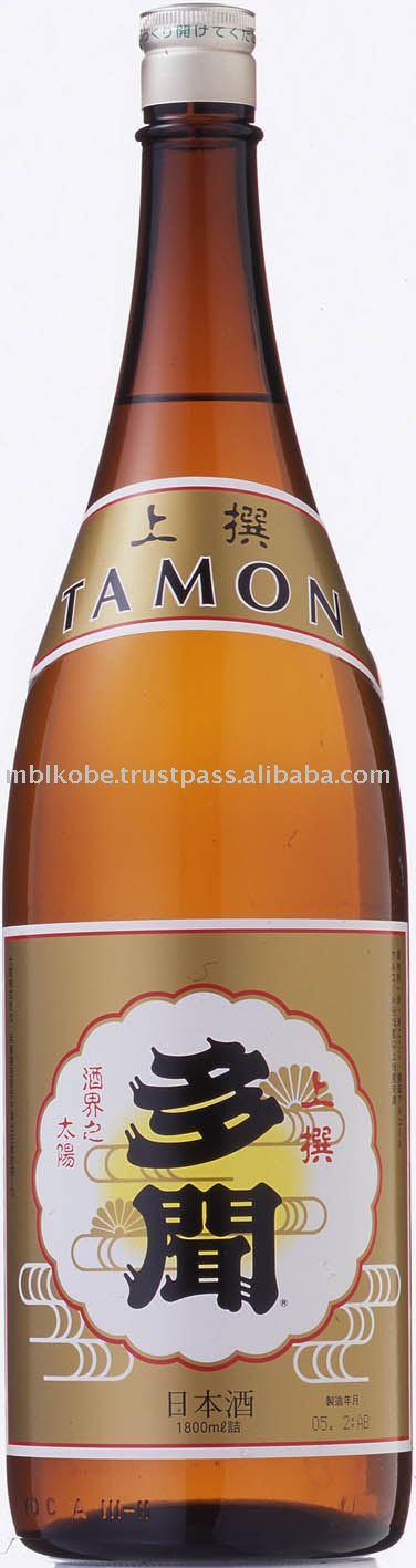 """""""TAMON"""" brand """"Josen"""" Japanese Sake"""