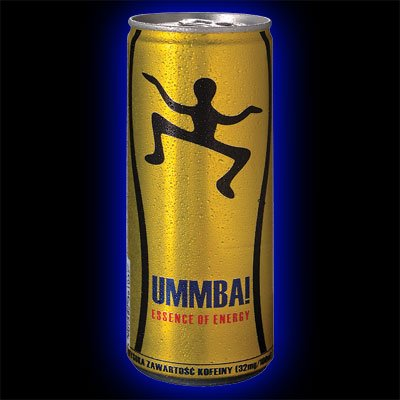 Ummba Energy Drink - NOW ONLY 0,18 EUR
