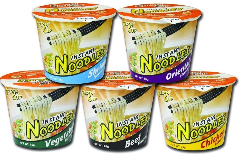 Instant noodle - Paper cup