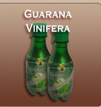 Guarana Vinifera soft drink