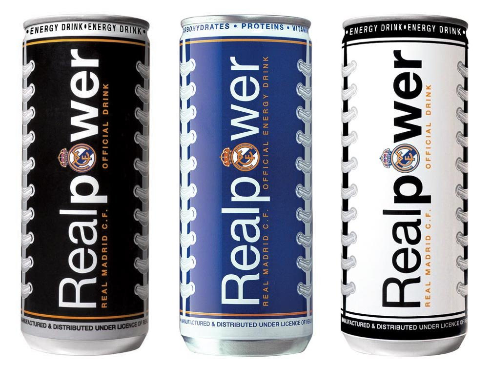 REAL POWER Energy Drink