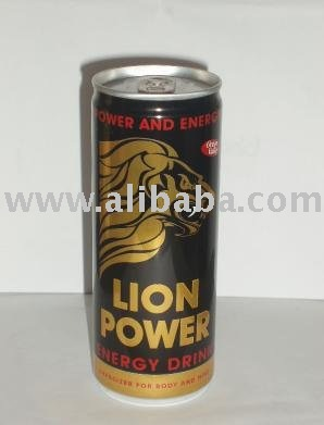 Lion Power energy drink