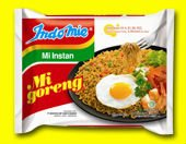 Indomie Goreng (Fried Noodles)