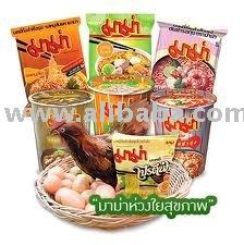 Food & Beverage Instant Food Instant Noodles mama