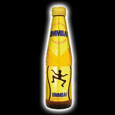 Ummba Energy Drink - 250 ml glass - ONLY 0,18 EUR