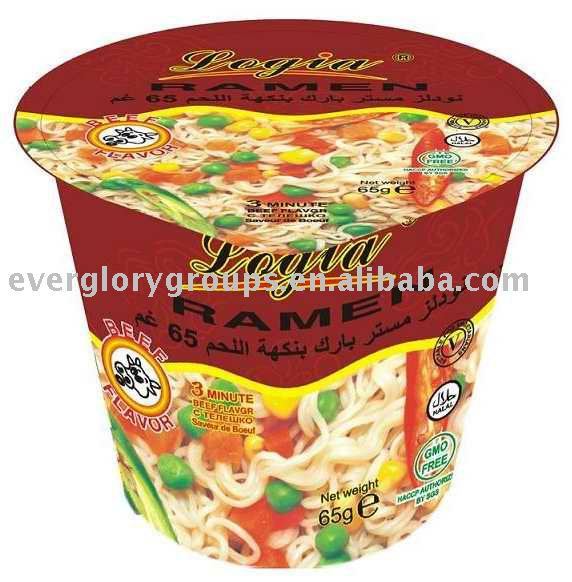 Instant Noodle in cup