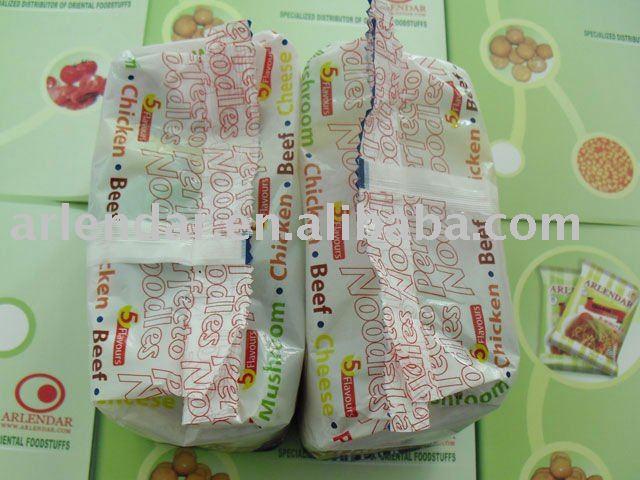Halal instant foods