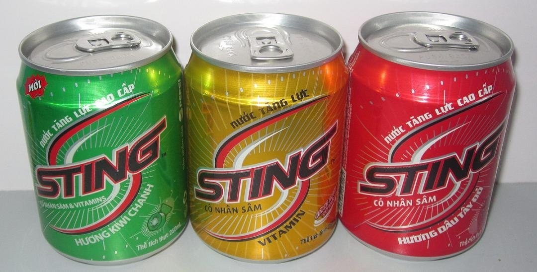 sting energy drink The entire wikipedia with video and photo galleries for each article find something interesting to watch in seconds.