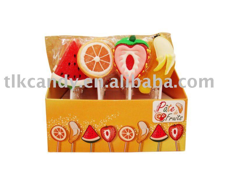 Bear Jelly Lollipops Candy